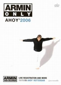 Cover Armin van Buuren - Armin Only - Ahoy '2006 [DVD]
